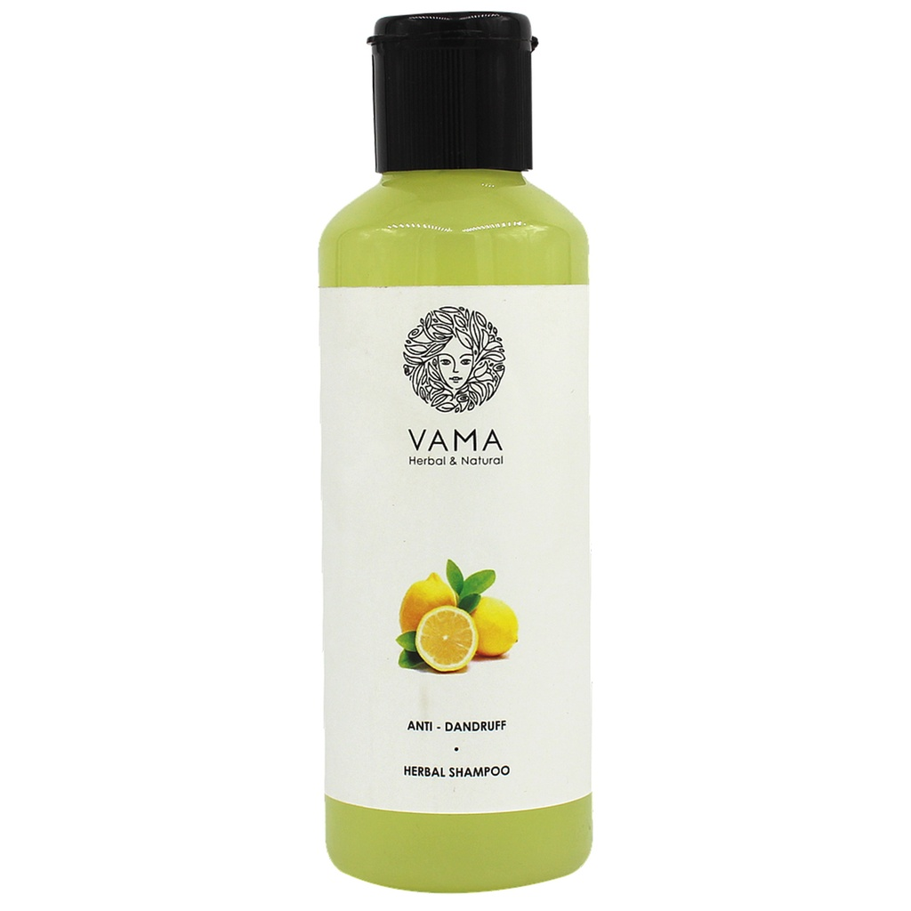 VAMA Anti Dandruff Herbal shampoo 210ml