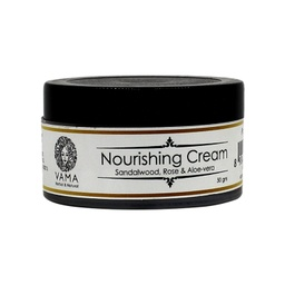 VAMA Nourishing Cream Sandalwood Rose Alove Vera 50gm