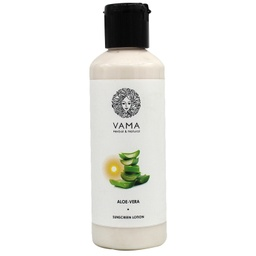 VAMA Sunscreen Lotion Aloe 210 ml